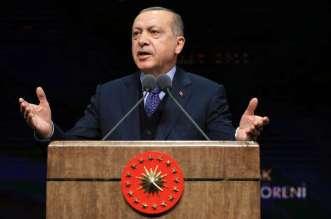 إردوغان يعلن فوزه في انتخابات الرئاسة التركية