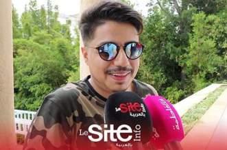 بالفيديو.. إيهاب أمير: أنا ما قلدتش المجرد.. وغادي نتزوج مغربية