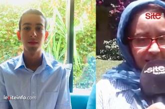 بالفيديو.. والدة التلميذ صاحب أعلى معدل: فرحتي لا توصف والفضل يعود للأساتذة
