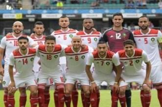"""المنتخب المغربي يتراجع خمس مراكز في تصنيف """"الفيفا"""""""