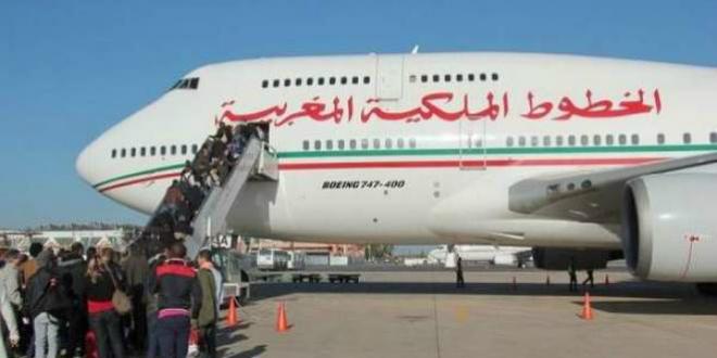 الخطوط الملكية المغربية تطلق خطا جويا جديدا يربط البيضاء ببوسطن
