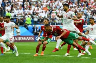 مونديال روسيا.. عزيز بوحدوز يدخل المغرب التاريخ