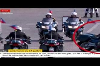 بالفيديو.. ارتباك كبير في احتفال فرنسا بعيدها الوطني