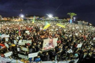 أكبر جمعية حقوقية تنادي برفع القيود على التظاهر السلمي