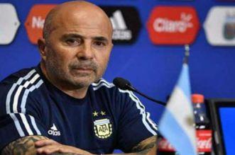الاتحاد الأرجنتيني يفك ارتباطه بسامباولي