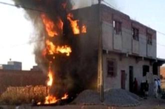 """أكادير.. """"شارجور"""" يتسبّب في إحراق منزل"""