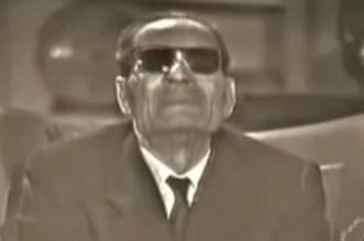 في فيديو نادر.. طه حسين يتحدث عن واقعة طريفة مع محمد الخامس