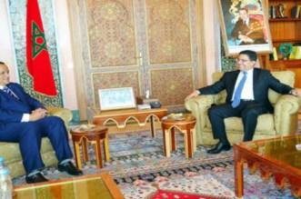 بوريطة وولد الشيخ أحمد يبحثان سبل تعزيز العلاقات بين المغرب وموريتانيا