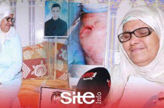بالفيديو – والدة الشاب المقتول تواجه أحد قتلة ابنها وتصرخ: حسبي الله
