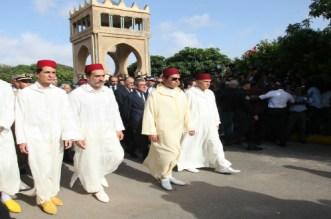 تشييع جثمان الوزير الأسبق بمقبرة الشهداء بحضور الأمير مولاي رشيد