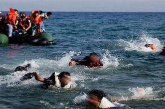 """فاجعة.. انقلاب قارب للهجرة ينهي حياة 13 شخصا من سلا من بينهم """"بطل كيك بوكسينغ"""""""