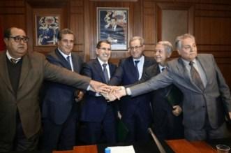 العثماني يفشل مرتين في عقد اجتماع أحزاب الاغلبية الحكومية