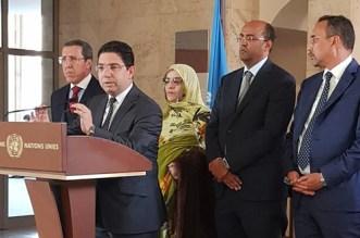 """المغرب والجزائر و'البوليساريو"""" وموريتانيا على """"مائدة جنيف 2"""""""