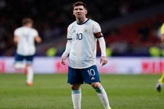 إصابة ميسي تثير مخاوف برشلونة قبل موقعة مانشستر يونايتد