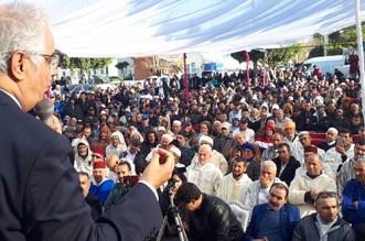 بركة: المغربي أصبح يؤدي فاتورة الصراعات الانتخابوية