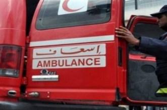 نقل شابين بين الحياة والموت خلال إنقاذهما لمسن انفجرت قنينة غاز بمنزله بمراكش