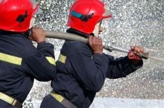 حريق مهول يقتل العشرات من رؤوس الأغنام بتارودانت
