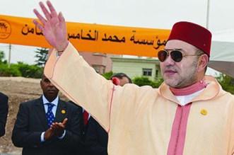 الملك يدشن الملحقة الجهوية للمركز الوطني محمد السادس للمعاقين بالبيضاء