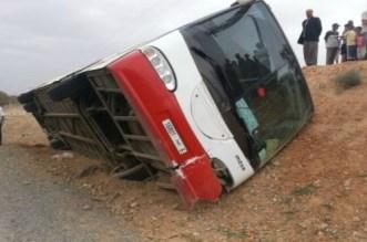 3 قتلى و14 جريحا في حادث اصطدام حافلتين لنقل العمال بطنجة
