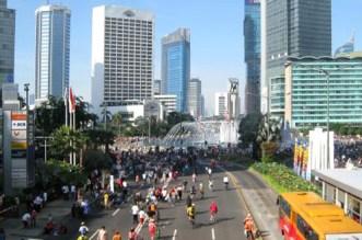 إندونيسيا تقرّر بناء عاصمة جديدة والتخلي عن جاكرتا