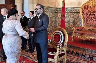 طريقة تعيين الملك محمد السادس لسفراء المغرب