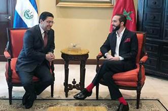 """السلفادور تسحب اعترافها بـ""""الجمهورية الوهمية"""" وتدعم الوحدة الترابية للمغرب"""