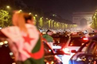 اعتقال 198 شخصا في فرنسا خلال احتفالات تتويج الجزائر بكأس أمم إفريقيا