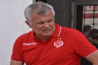 مانولوفيتش: سعيد بتواجدي رفقة واحد من أفضل فرق إفريقيا