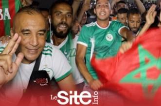 السعيدية.. فرحة هستيرية لمغاربة بتتويج الجزائر وجزائري يوجه رسالة موثرة للسياسيين-فيديو
