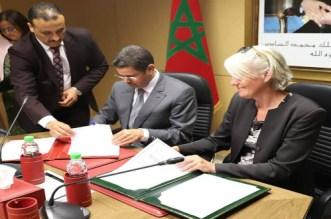 عبد النباوي يوقع على اتفاقية مع الدانمارك لمناهضة التعذيب