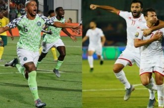 القنوات الناقلة لمباراة تونس ونيجيريا