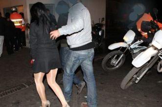 ظهروا في فيديو يرقصون بالسيوف.. رجال الحموشي يقبضون على أربعة شبان بينهم فتاة