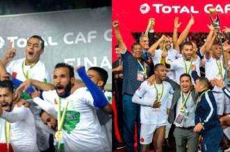 الأندية المغربية تتعرف على منافسيها في المسابقات القارية