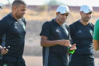 """عموتة: """"مباراة الجزائر ستساعدنا في بلوغ أهدافنا"""""""