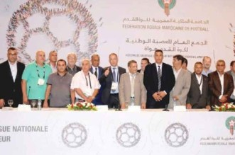انتخاب جمال السنوسي رئيسا للعصبة الوطنية لكرة القدم هواة