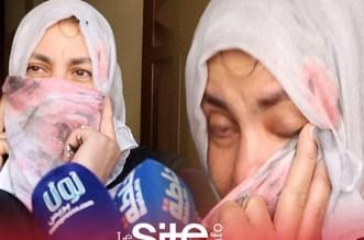 فاجعة الصخيرات.. بالدموع جارة الضحية: مكاين لا خيانة زوجية لا والو والله يكون مع ولادهم -فيديو