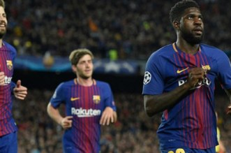 السطو على منزل لاعب برشلونة أثناء مباراة فالنسيا