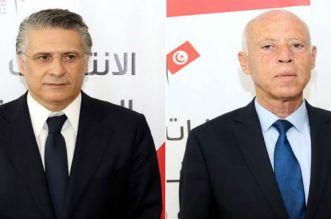 سّعيد يتفوّق على القروي في رئاسيات تونس بنسبة 72 بالمائة