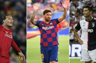 لاعبان عربيان في قائمة الـ30 مرشحا للكرة الذهبية 2019