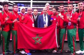 المنتخب الوطني للمواي طاي يحقق لقب البطولة العربية