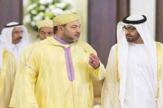 الملك محمد السادس يعزي رئيس الإمارات في وفاة أخيه