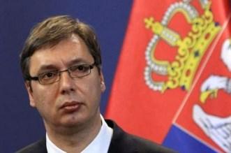 رئيس صربيا يتعرض لأزمة قلبية