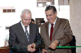 أخنوش يفتتح المقر الجديد للكنفدرالية المغربية للفلاحة والتنمية القروية بالرباط