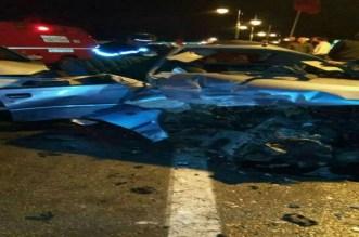 وفاة رجل أمن وإصابة آخر في حادثة سير خطيرة بسيدي قاسم