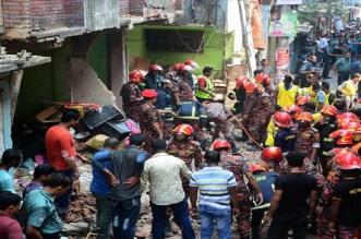 مصرع 7 أشخاص وإصابة العشرات في انفجار بخط أنابيب للغاز بنغلاديش