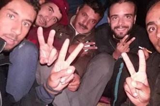 """المعتقلون السابقون لـ""""حراك جرادة"""" يستعدون للإعتصام داخل """"السندريات"""""""