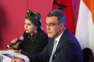 """منظمون: """"قرية المغرب"""" بأبيدجان مناسبة لبناء جسور التعاون وتوطيد العلاقات بين البلدان الإفريقية -فيديو"""