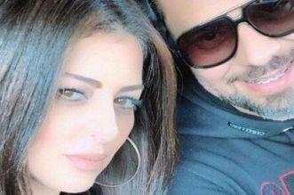 في ملهى ليلي.. أمل صقر تحتفل مع مسلم وتكشف عن هداياها له بمناسبة عيد ميلاده -صور