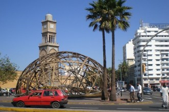 حافلات جديدة تجوب شوارع الدار البيضاء