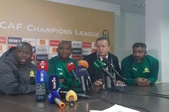 """مدرب صن داونز: """"لم يسبق أن انتصرنا في الدار البيضاء.. ونحن لسنا خائفين"""""""